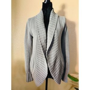 Express Gray Cardigan Size Small